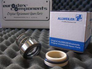 Phớt máy bơm dầu truyền nhiệt Allweiler NTT