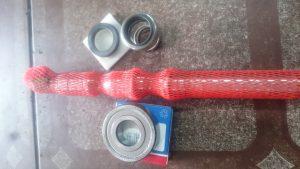 vật tư sửa chữa bơm dầu truyền nhiệt Allweiler