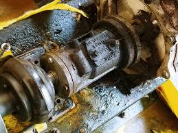 bơm dầu truyền nhiệt Allweiler bị hỏng