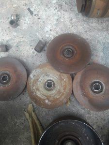 Sửa chửa máy bơm nước nóng nồi hơi CR grundfos