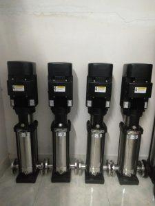 Cung cấp máy bơm nước nóng CR