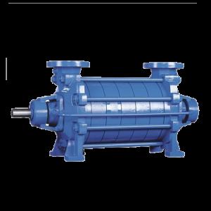 Máy bơm trục ngang đa tầng cánh cấp nước cho nồi hơi lò hơi